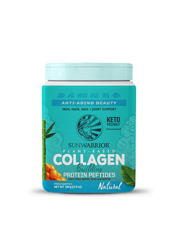 Sunwarrior - Collagen Building Protein 500g