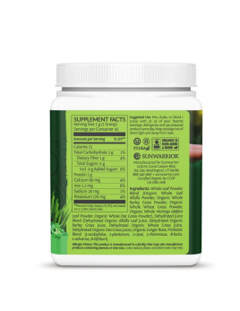 Sunwarrior Ormus Supergreens - Geschmack - Natural