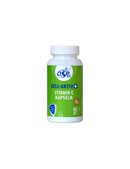 OSP22® - Cell-Aktiv Plus Vitamin C Kapseln - Superfoodforyou.de