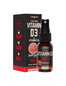 Onnit Vitamin D3/K2 in MCT Öl - Superfoodforyou.de
