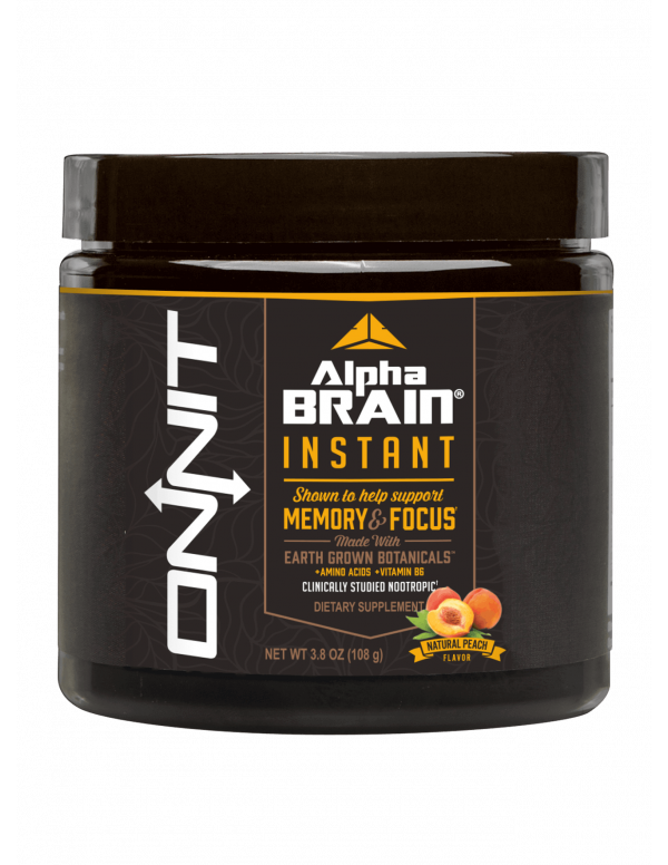 Onnit - Alpha Brain Instant (Tub)
