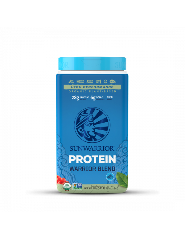 Warrior Blend 750g - BIO - Protein Sunwarrior